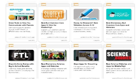 Lisa Nielsen: The Innovative Educator: Share Favorite Apps, Sites, and Resources for Learning with Graphite Bulletin Boards | Edu Technology | Scoop.it
