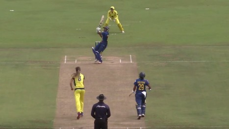 (Video) Only T20, Australia Women in Sri Lanka, 2016 - Highlights | Sri Lanka Cricket | Scoop.it