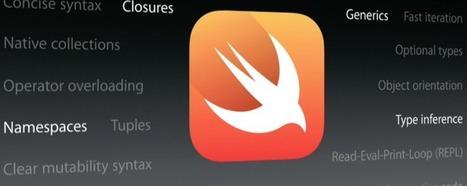 Swift, The future of iOS - Outscream | outscream | Scoop.it