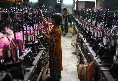 Listado de marcas que utilizan esclavitud laboral adulta e infantil | tquark | Scoop.it