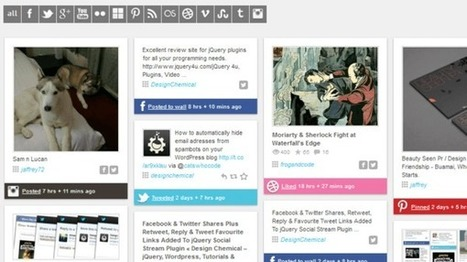 26 WordPress Plugins for Social Media Marketers  | The Perfect Storm Team | Scoop.it