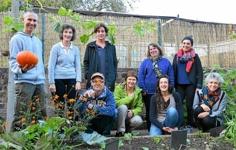Robien.  Ils cultivent l'amour du jardin partagé | (Culture)s (Urbaine)s | Scoop.it