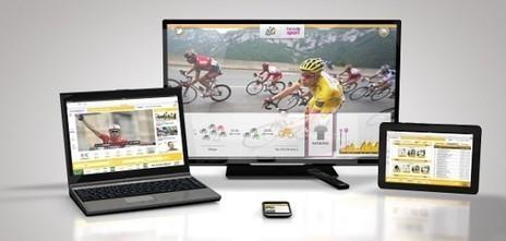 Le 1er tour de France full digital par FranceTV Sport | Initiatives digitales | Scoop.it