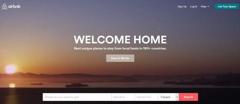 Young Americans trust Non-Traditional Travel Services like @Airbnb, @Uber, @Lyft, @GetAround and @Feastly | ALBERTO CORRERA - QUADRI E DIRIGENTI TURISMO IN ITALIA | Scoop.it