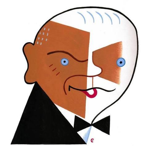 David Cowles Illustrations: Frank Sinatra | Jazz Plus | Scoop.it