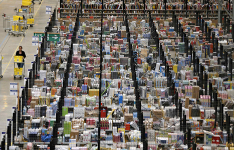 Amazon UK: A tough place to work, but Brits keep clicking - Christian Science Monitor | Peer2Politics | Scoop.it