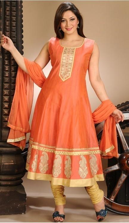 Readymade Art Silk Salwar Kameez Online | FH375162016 | fashionheena.com | Scoop.it
