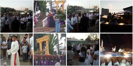 El Santo Entierro Procession Pictures | RI Geography | Scoop.it