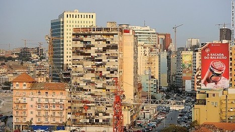 A day and a night in Luanda, the world's most expensive city | The Vacation & Trip Destination Ideas Round-up | Scoop.it