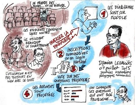 Redonner du pouvoir aux apprenants : de Fernand Oury aux smartphones | fle&didaktike | Scoop.it