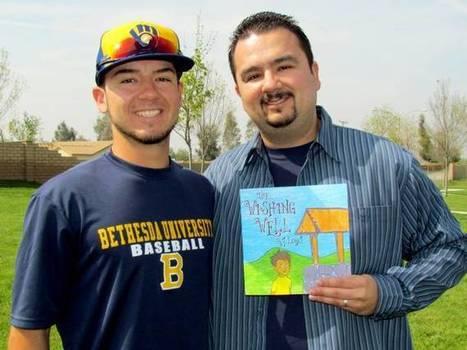 SAN JACINTO: Author emphasizes grit in children's book - Press-Enterprise | Great reads for children | Scoop.it