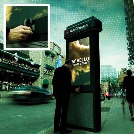 Canada : Astral déploie un réseau de colonnes digitales dans le centre-ville de Montréal | Ooh-tv | ubimedia and ubiquitous internet | Scoop.it