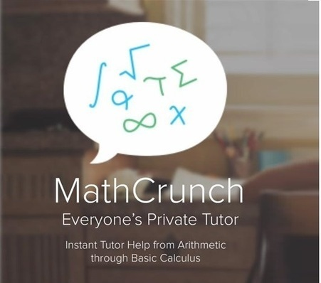 Mathcrunch receives $3.5M funding | Business | Scoop.it
