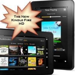 Kindle Fire HD Review | New Amazon Gadgets | Scoop.it