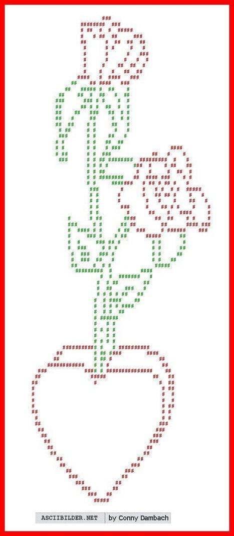 ASCII Art from Conny Dirk Dambach | ASCII Art | Scoop.it
