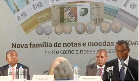 Angola /pétrole : une nouvelle loi qui bouleverse banques et dollar | Have a word | Scoop.it
