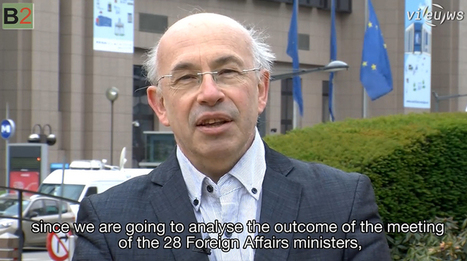 Diplomatic Café: 23 May Foreign Affairs Council insights | European Union | Scoop.it