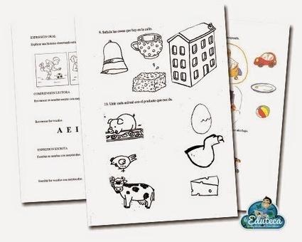 RECURSOS INFANTIL | Pruebas de evaluación inicial de Ed. Infantil (3 años) ~ La Eduteca | Curación de contenidos: EDUCACION EMOCIONAL -INFANTIL PRIMARIA | Scoop.it