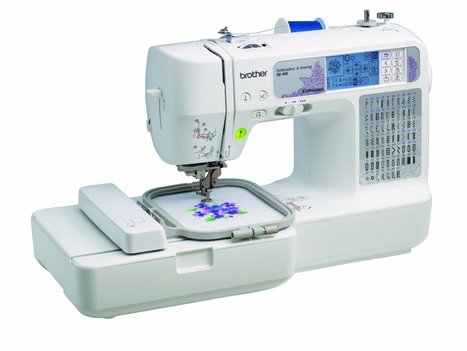 2014 Best Embroidery Machine Reviews: The Definitive Guide | How to find the best embroidery machne | Scoop.it