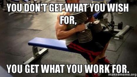Twitter / machinegunv: Do not retweet this unless ... | Fitness | Scoop.it