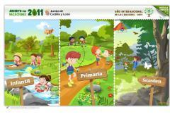 Abierto por vacaciones 2011: recursos y juegos educativos para Infantil, Primaria y Secundaria - Didactalia: material educativo | Recull diari | Scoop.it