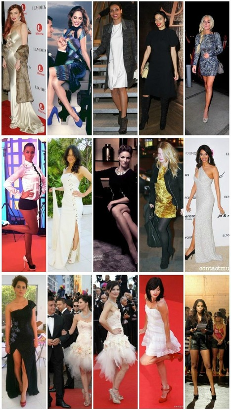 International celebrities choose Nando Muzi shoes for gala events | Le Marche & Fashion | Scoop.it