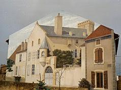 Tout sur la généalogie: Florange : le château de Daspich, propriété de la famille de LATOUCHE | Rhit Genealogie | Scoop.it