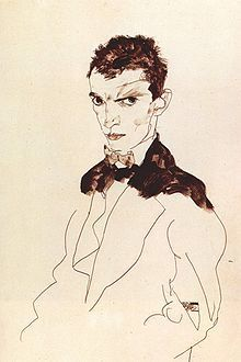 Exposition Egon Schiele à Münich | Hallo France,  Hallo Deutschland     !!!! | Scoop.it