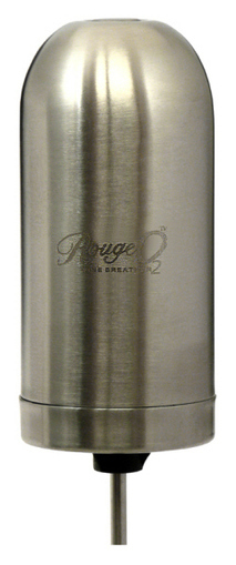 Rouge O2 Electronic Wine Breather - Stainless Steel - Wine Preservation and Wine Breathers | Home Bar Equipments UK | Scoop.it