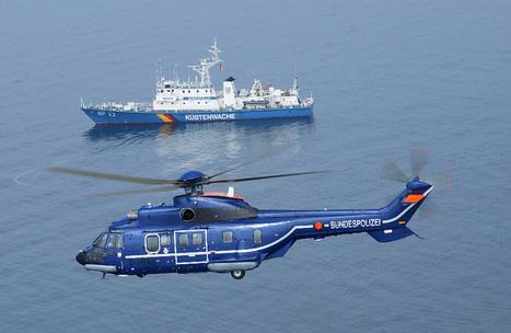 Trois H215 pour la police fédérale allemande | DEFENSE NEWS | Scoop.it