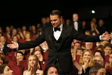 Cannes 2013: Leonardo DiCaprio space flight goes for $1.5 million | Aerospace and aviation construction | Scoop.it