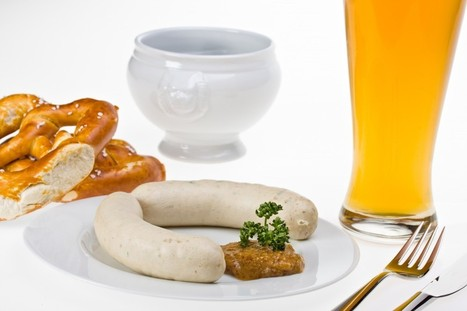 Oktoberfest: What to Eat | Young Germany | Scoop.it
