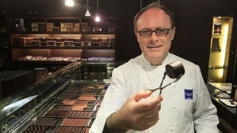 Jean-Paul Hévin: sur les tablettes d'un gourmand | le Figaro.fr | Actu Pain Boulangerie Patisserie Traiteur | Scoop.it