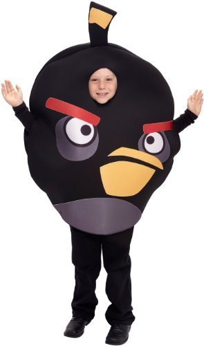 Halloween 2013 Angry Birds Black Bird Costume from Angry Birds Sales $ Deals | Halloween Costumes 2013 | Scoop.it