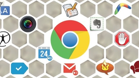 43 Apps and Extensions Making Google Chrome the Best Small Business Browser | CiberOficina | Scoop.it