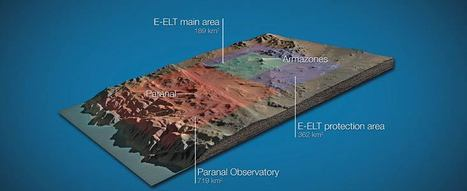 ESO - eso1139 - ESO and Chile sign agreement on E-ELT | Planets, Stars, rockets and Space | Scoop.it