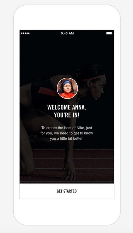 Why Nike's Betting on a New App Instead of Wearables | Sustainability - Business Management - Entrepreneurship - Innovation | Scoop.it