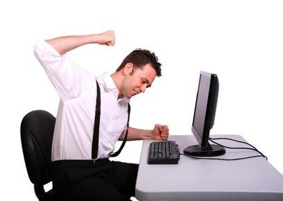Les e-mails peuvent-ils être facteurs de stress au travail ? - J'aime le lundi ! Mieux vivre le travail... | Entreprises du Loiret, mettez en place votre prévention des risques pros | Scoop.it