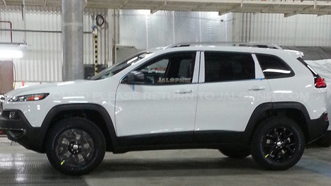 2014 Jeep Cherokee: This Is It | Jeeps | Scoop.it