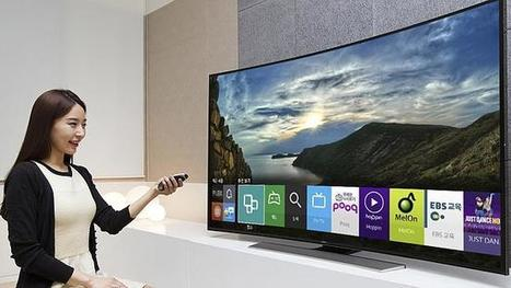 Are Samsung smart TVs spying on us, like in '1984'? | Technology in Business Today | Scoop.it
