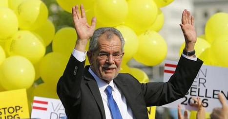 L'Autriche n'aura (finalement) pas un président d'extrême droite | Planete DDurable | Scoop.it