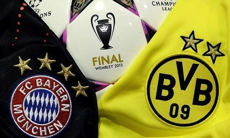 Borussia Dortmund vs Bayern Munich Partido Previo Final Champions League | Partidos Televisados | Ver Futbol en Vivo | Scoop.it