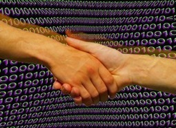 Digital Handshake Performance: 8 November | Etheatre | Scoop.it