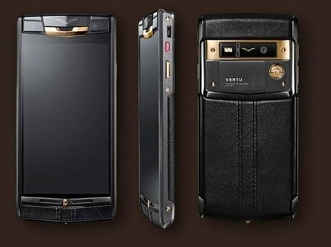 E_cell Technology News: A Luxury Statement Piece for a Smartphone | Worth a Share | Scoop.it