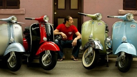 Is this the best way to see Sicily? | Vespa Stories | Scoop.it