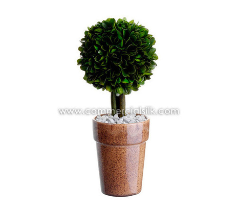 Preserved Trees | Preserved Boxwood Ball Topiary | Artificial, Silk Trees Knowledge Center | Scoop.it