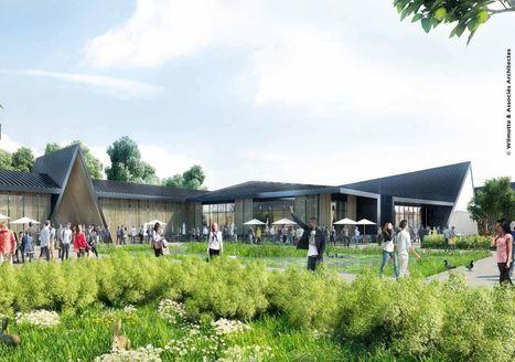 Sopic lance un nouveau concept de centre commercial intégrant une ferme pédagogique   Immobilier L'Information   Scoop.it