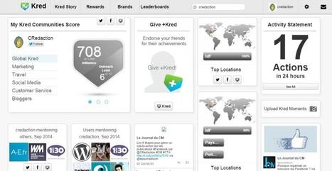 4 outils pour mesurer votre influence sur les réseaux sociaux   Time to Learn   Scoop.it