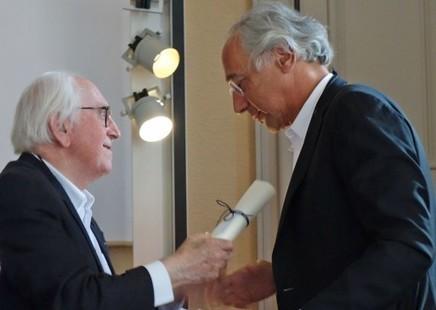 Jean-Louis Cohen et Marc Mimram intègrent l'Académie d'architecture | Architectes | Scoop.it