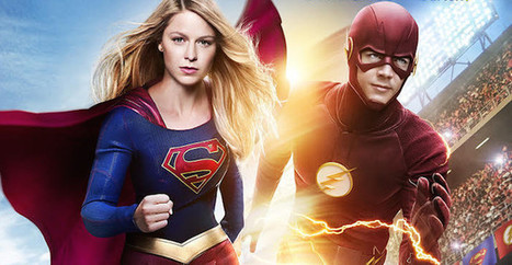 Why The Flash Was Chosen As First Crossover For Supergirl | Comic Book Trends | Scoop.it